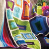 At Home -- La Peinture Blanket