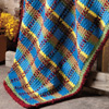 At Home -- Mad About Plaid Afghan