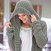 Slip Into Style -- Weekend Casual Hooded Sweater