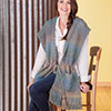 Dress It Up -- Sand Pebble Serape