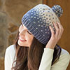 Dress It Up -- Snowcapped Beanie
