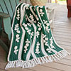 Learn It! Do It! -- Loop-N-Lace Irish Roses Afghan