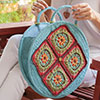 Dress It Up -- Boho Eclipse Bag
