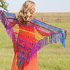 Easy As 1-2-3 -- Keep It Simple Shawl