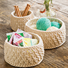 Done in One -- Decorative Baskets