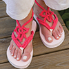 Dress It Up -- Welcome Spring Flip-Flops