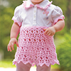 Baby Love -- Sunday Pink Dress