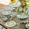 At Home -- Super Simple Doilies