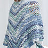 Easy As 1-2-3 -- Open Water Shawl