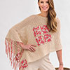 Dress It Up -- A Little Bit of Splurge Poncho