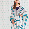 Dress It Up -- Zayna Baha Poncho