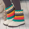 Dress It Up -- A Touch of Fair Isle Mukluk ...