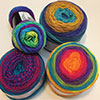 Learn It! Do It! -- Crocheting With Self-Striping ...