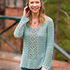 Slip Into Style -- Babylon Sweater