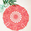 At Home -- Pineapple Pageantry Centerpiece Doily