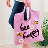 In the Bag -- Bee Happy Carryall Bag