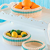 Naturally Enchanting -- Color Pop Nesting Bowls