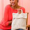 Naturally Enchanting -- Vernal Tote