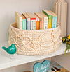 Easy as 1-2-3 — Relaxing Summer Book Basket