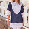 Light & Lacy for Summer — Seacliff Tunic